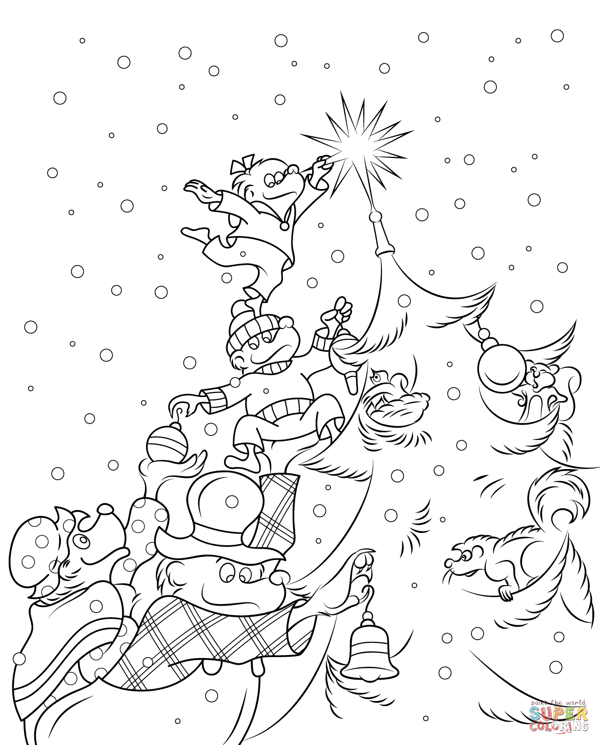 The Berenstain Bears Coloring Pages Coloring Home
