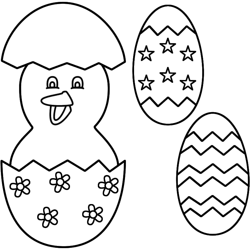 free easter egg printable medium sized plain eggs set of 6 free