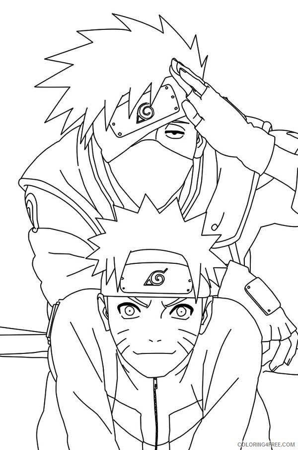 Naruto Shippuden Tobi Coloring Pages (Page 3) - Line.17QQ.com