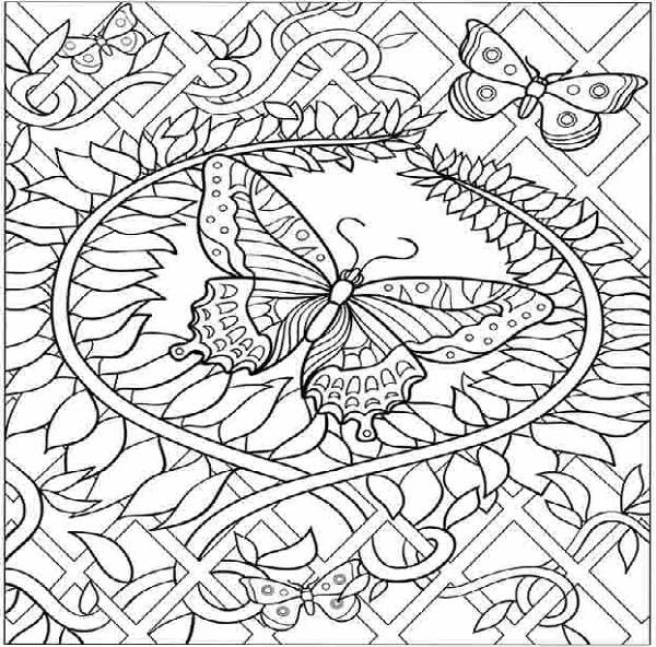 older children coloring pages - photo#42