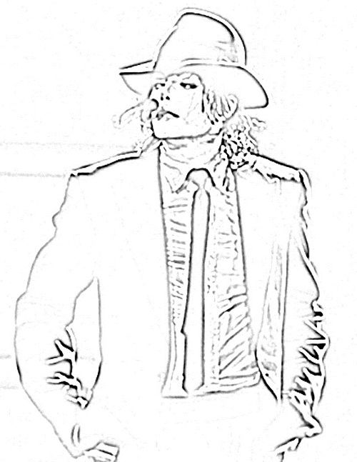 Printable Michael Jackson Coloring Pages | Coloring Me - Coloring Home