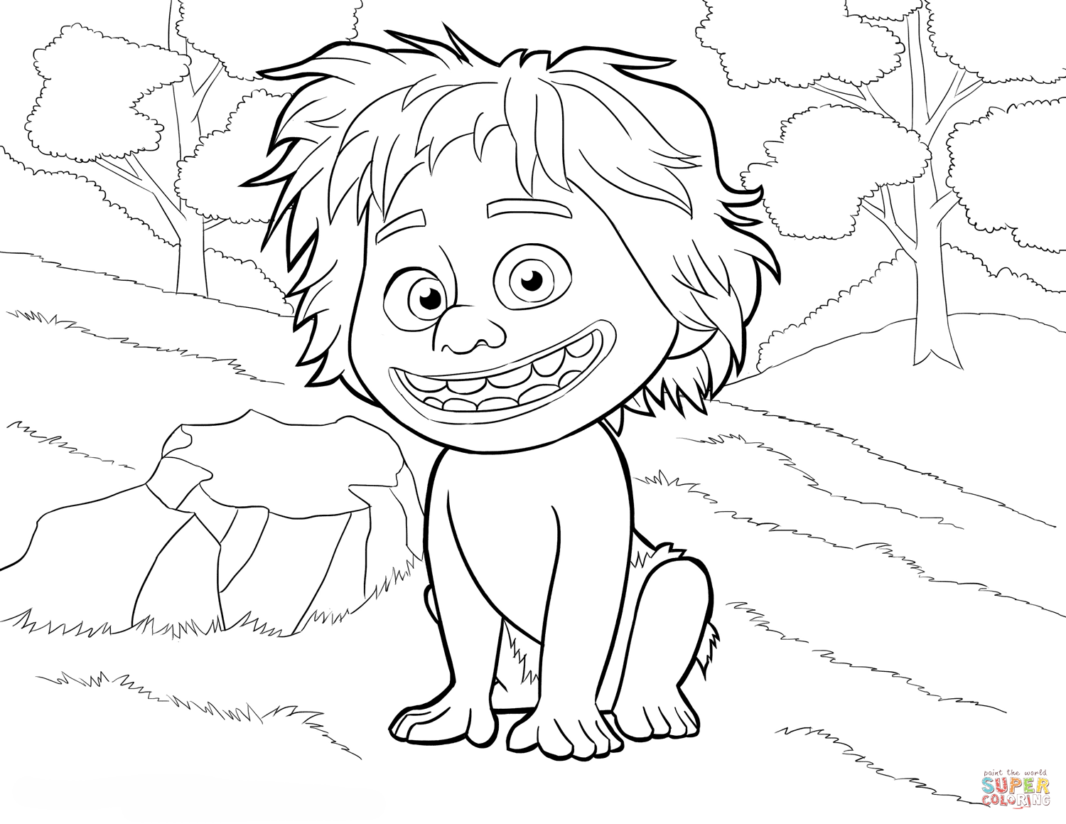 free coloring pages for spot - photo#14
