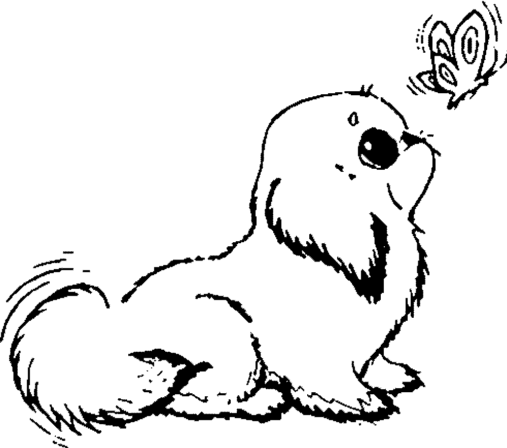 Biscuit The Puppy Coloring Pages Coloring Home