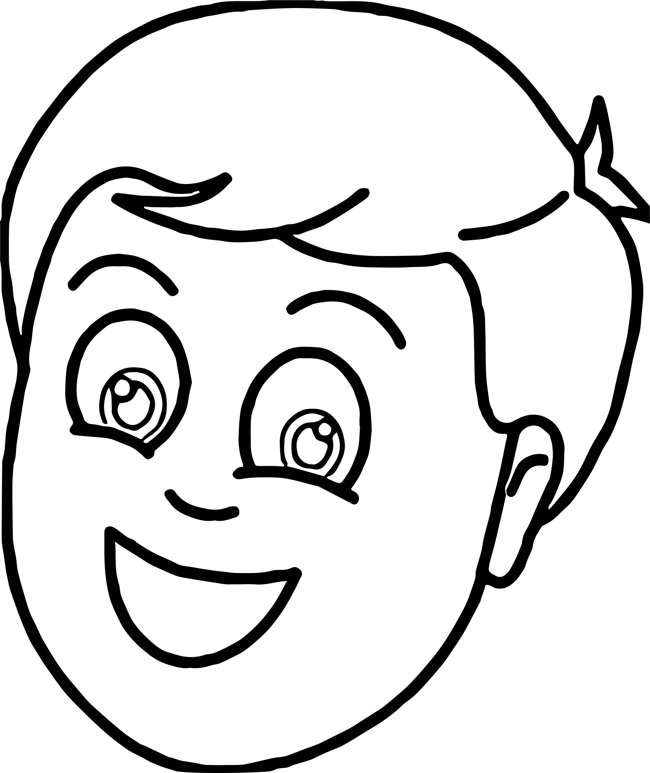 awesome Tn Boy Smiling Face Coloring Page | Coloring pages for boys, Coloring  pages, Boy coloring
