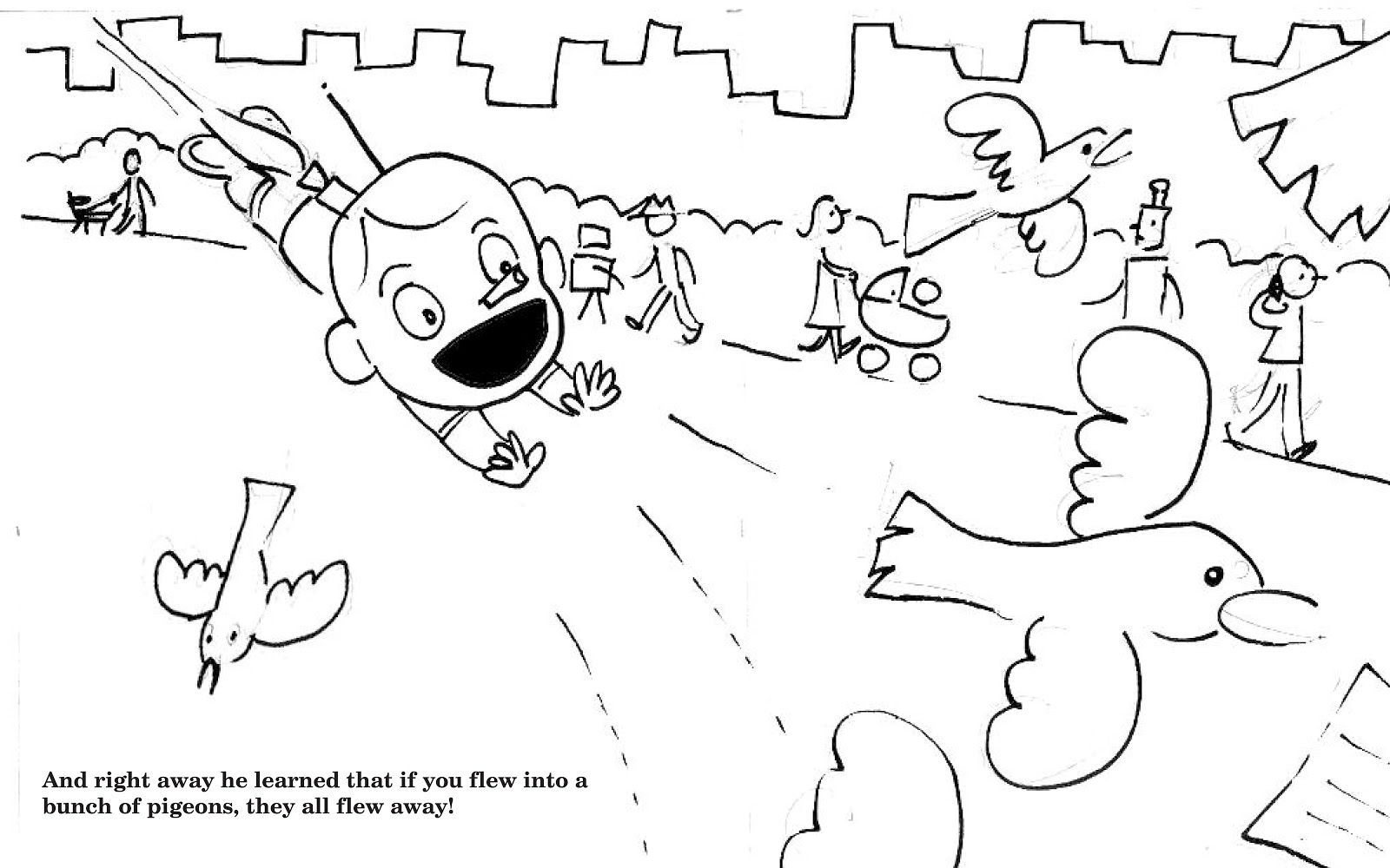 5 senses coloring sheets free jean marzollo author of i for Senses coloring pages