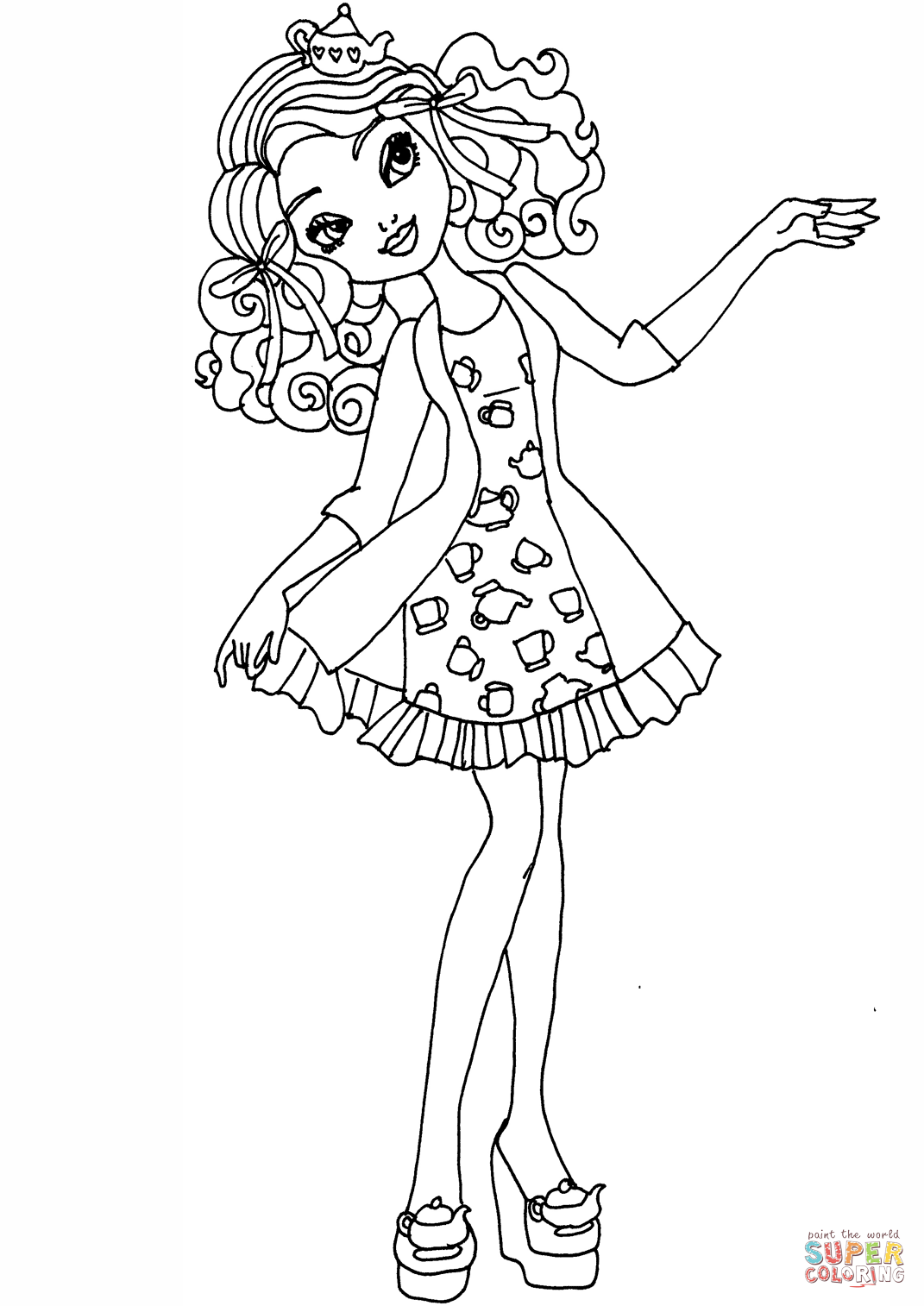 madline coloring pages - photo#32