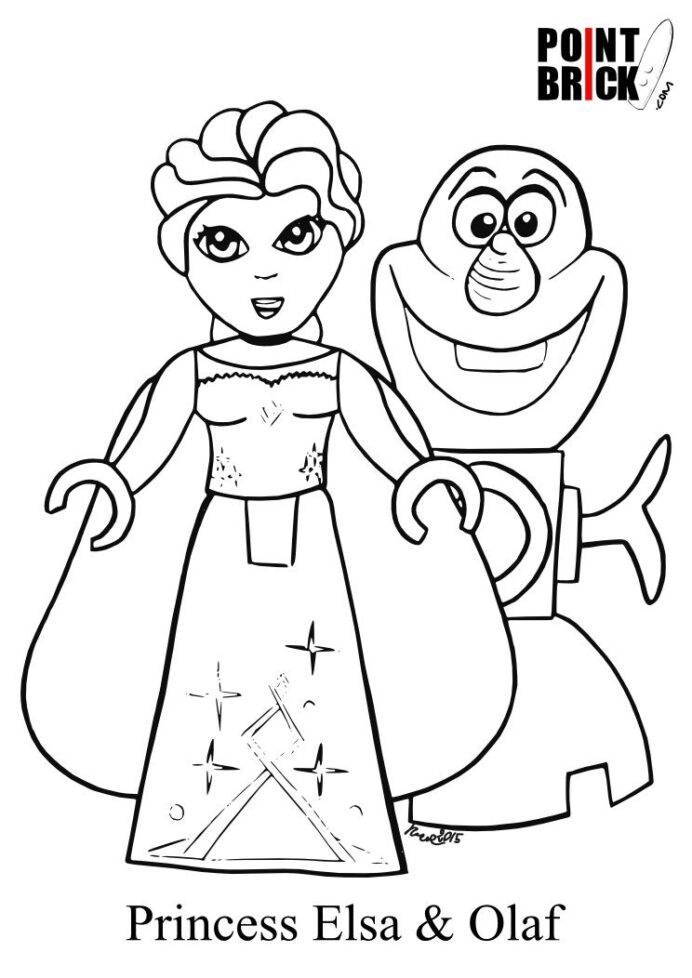 Print The Coloring Sheet And Color In This Cute Group Frozen Lego Free 2nd  Grade Frozen Lego Coloring Pages Coloring Pages bangla math free 2nd grade  worksheets visual addition worksheets math grade