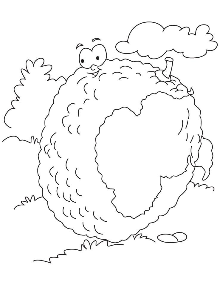 Cartoon Fruit Pictures AZ Coloring