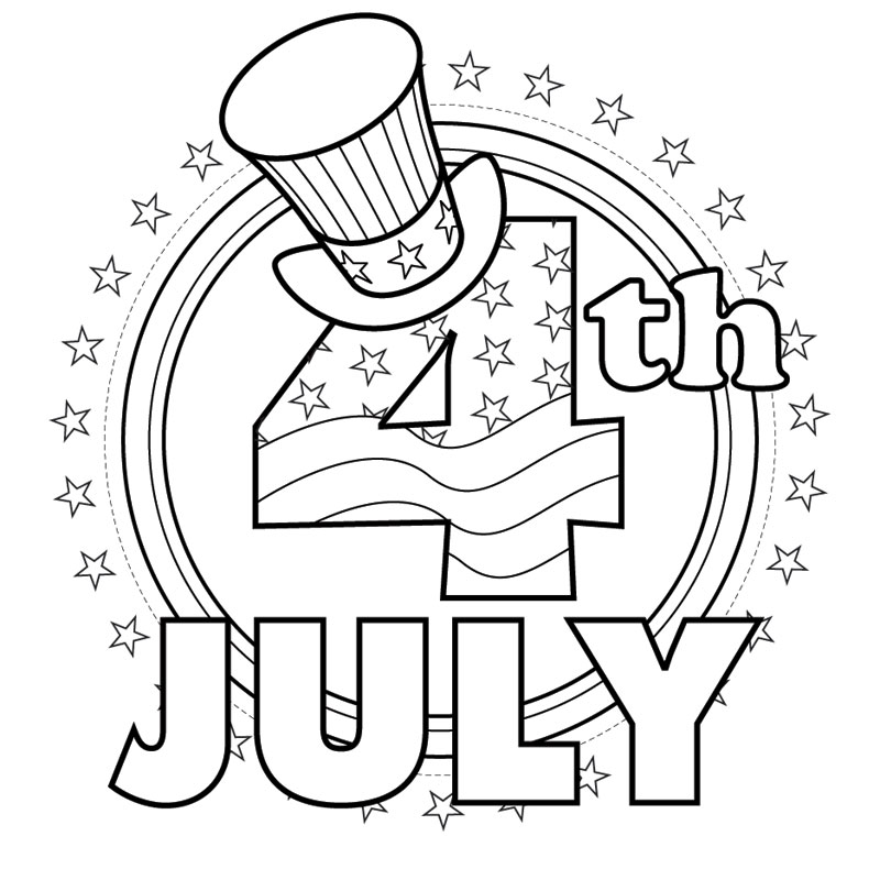 Independence Day Coloring Book Pages You Can Print And Coloring Pages That You Can Color
