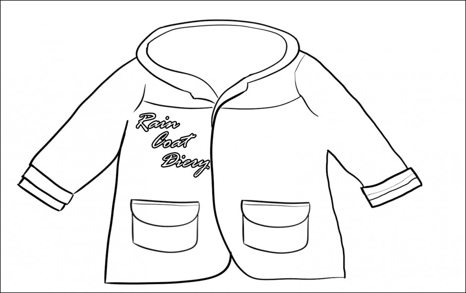 winter clothes coloring pages - winter clothes coloring pages az coloring pages