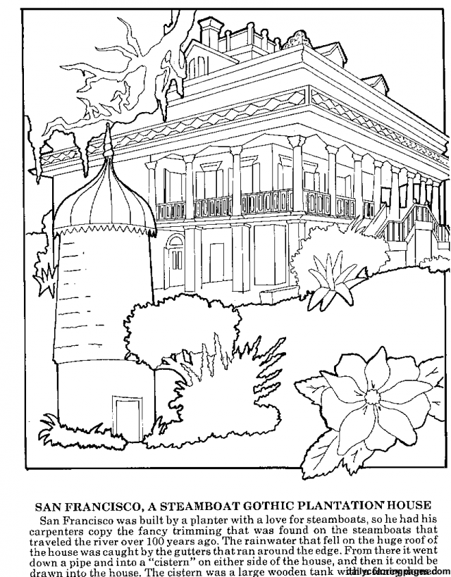 Challenging Coloring Pages For Adults - Coloring Home