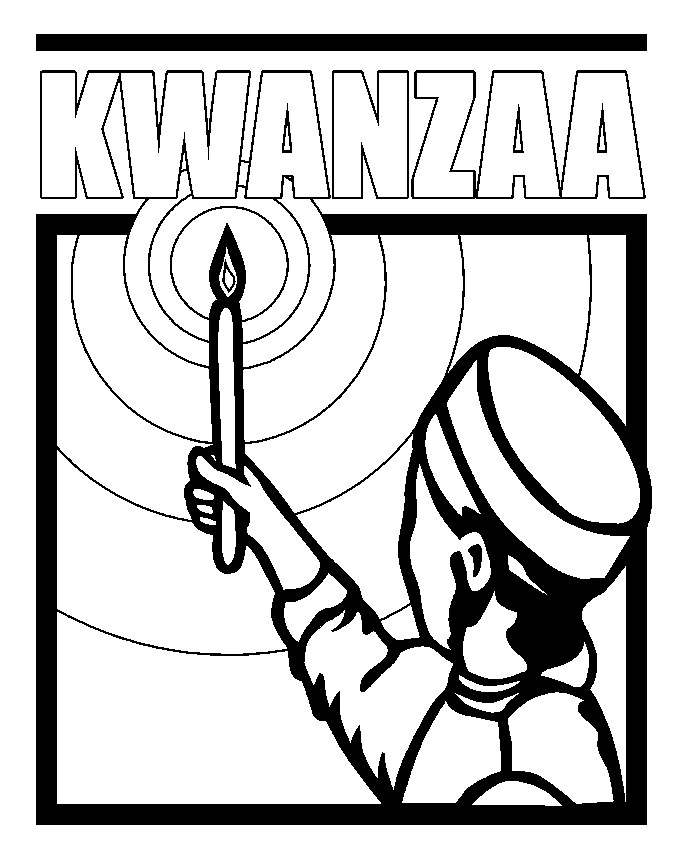 kwanzaa coloring pages to print - photo#15