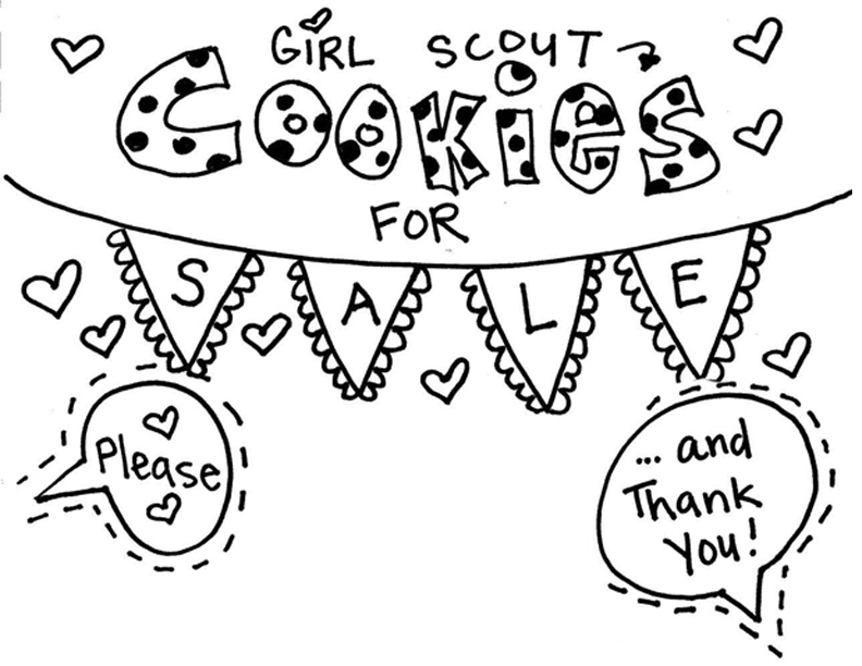 Brownie Girl Scouts Coloring Pages Az Coloring Pages Scout Junior Coloring Pages Free