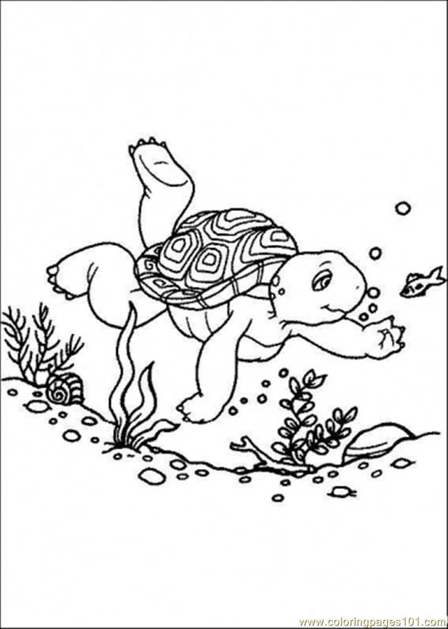 coloring pages swimming pool - photo#15