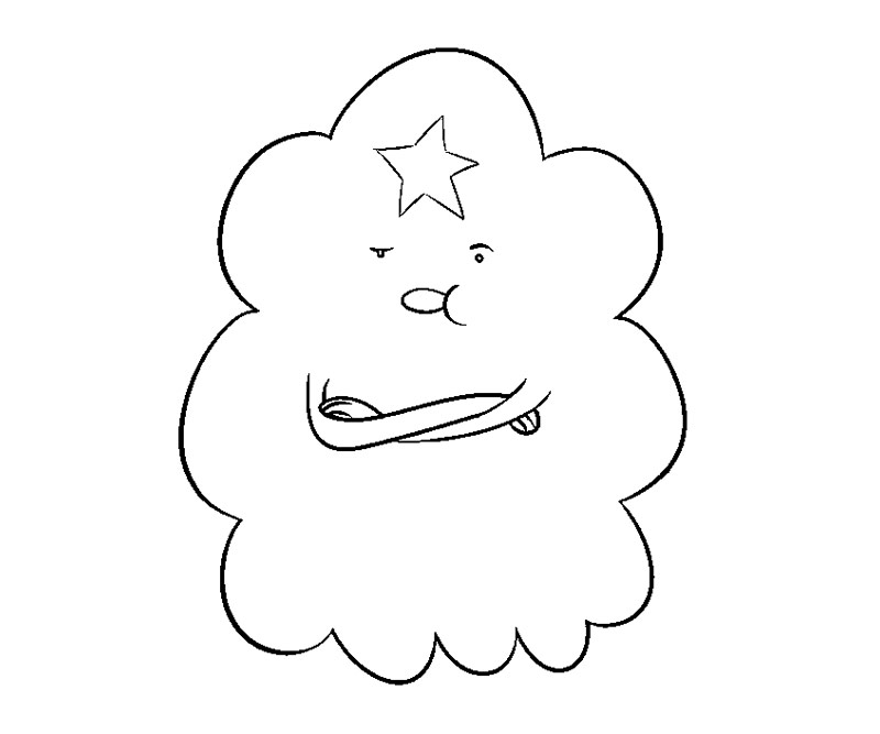 lumpy coloring pages - photo#16