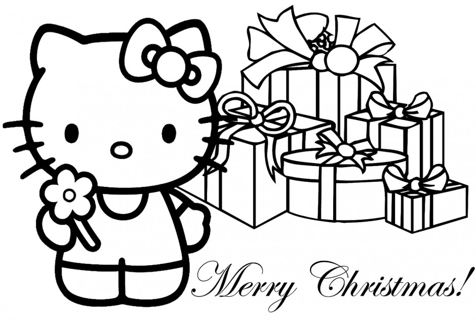 Preschool christmas coloring pages az coloring pages for Christmas coloring pages preschool