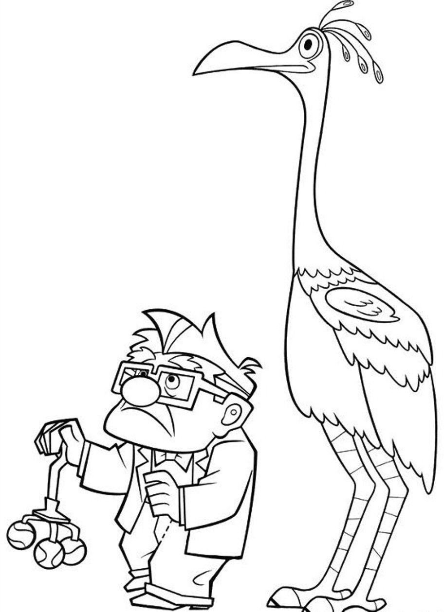 about home coloring pages - photo#46