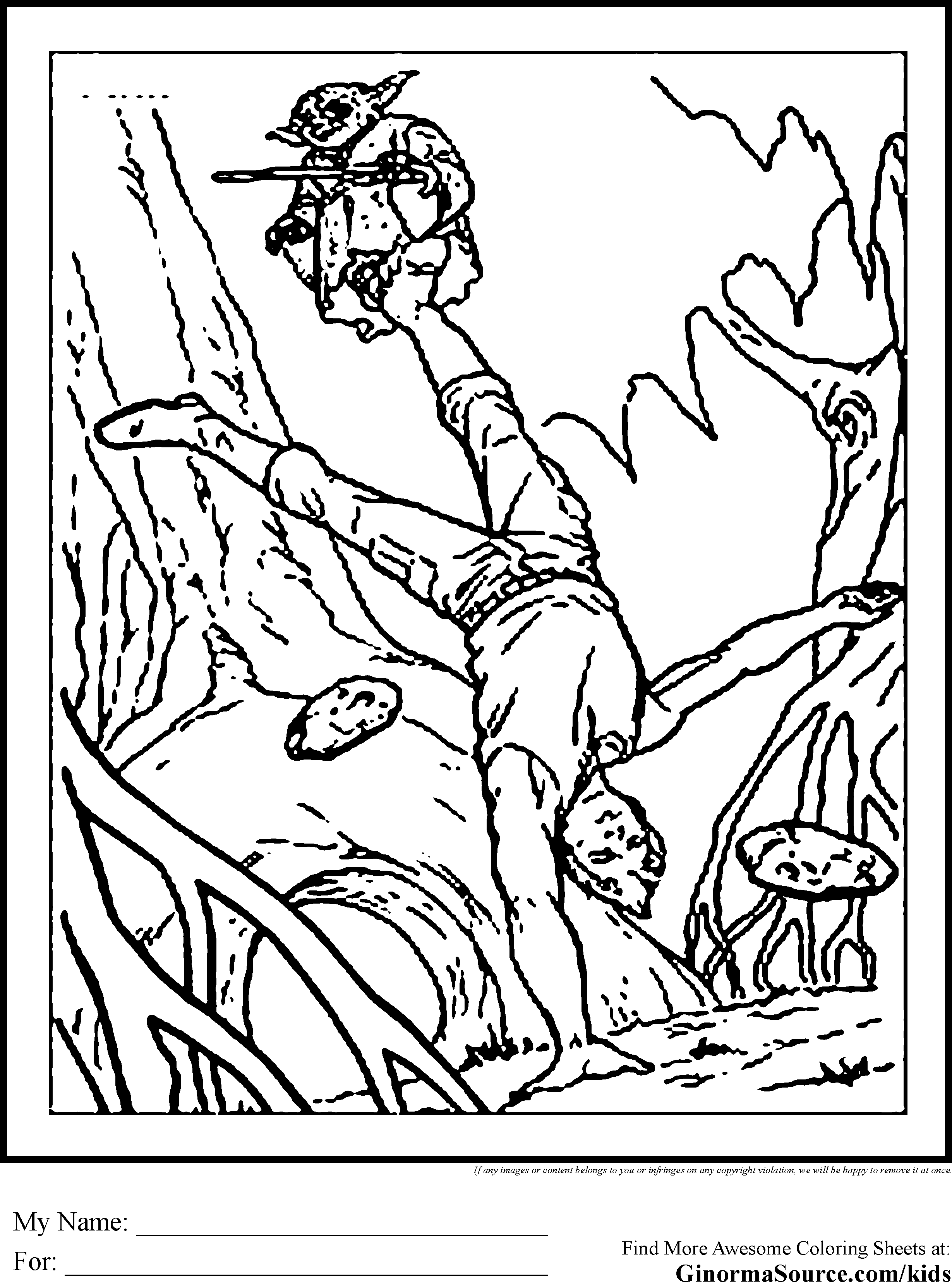 Disney Coloring Pages Star Wars : Star wars coloring pages home