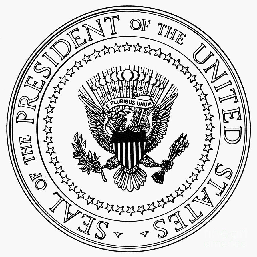 Adult Best Presidential Seal Coloring Page Images beauty presidential seal coloring page az pages images