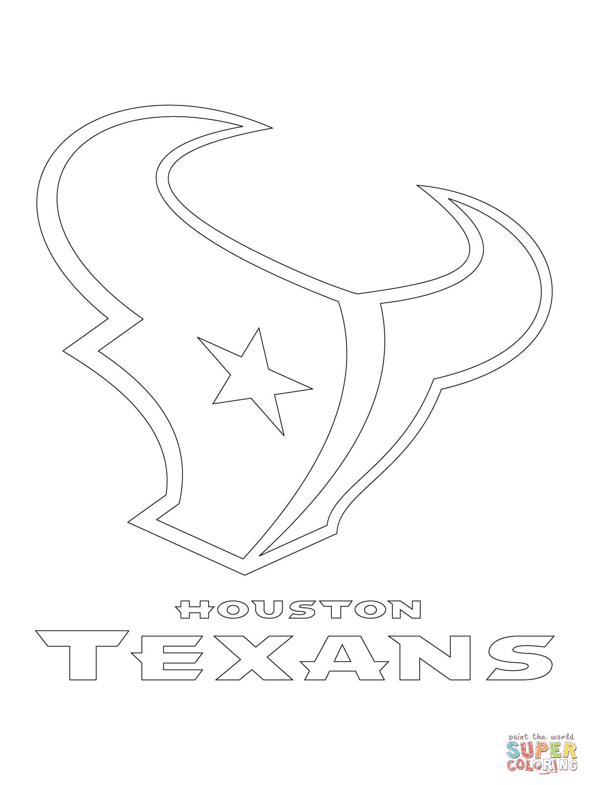 nfl teams coloring pages coloring home