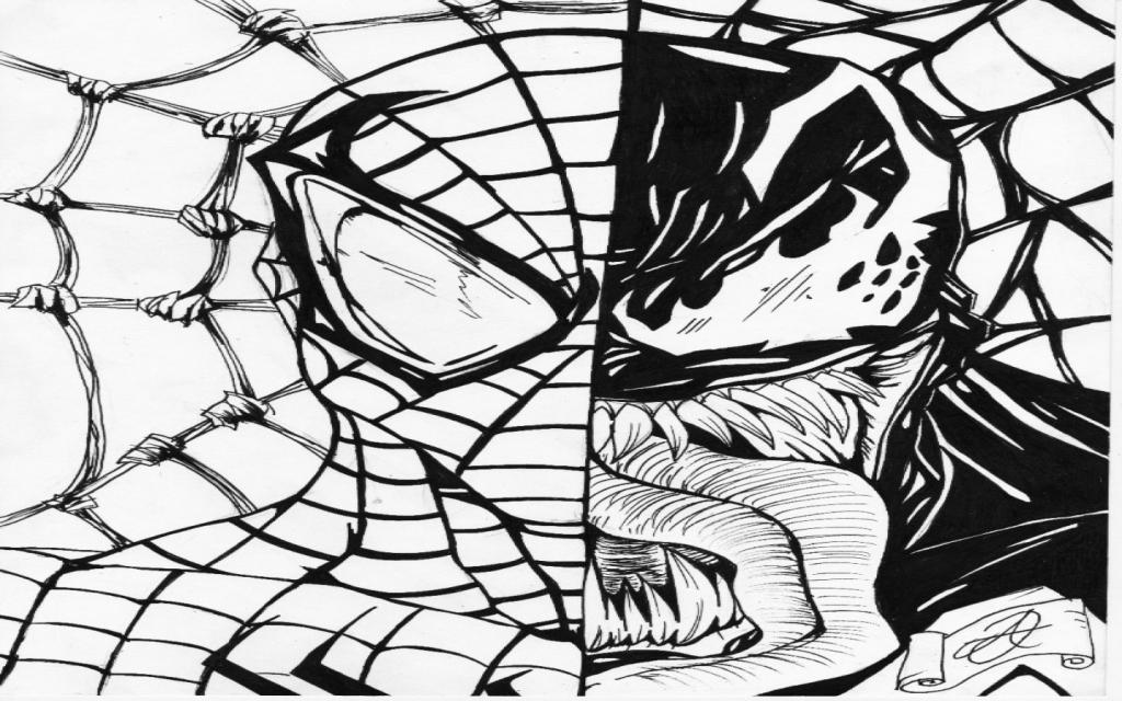 Spiderman Coloring Pages: Ultimate Spiderman Coloring Pages
