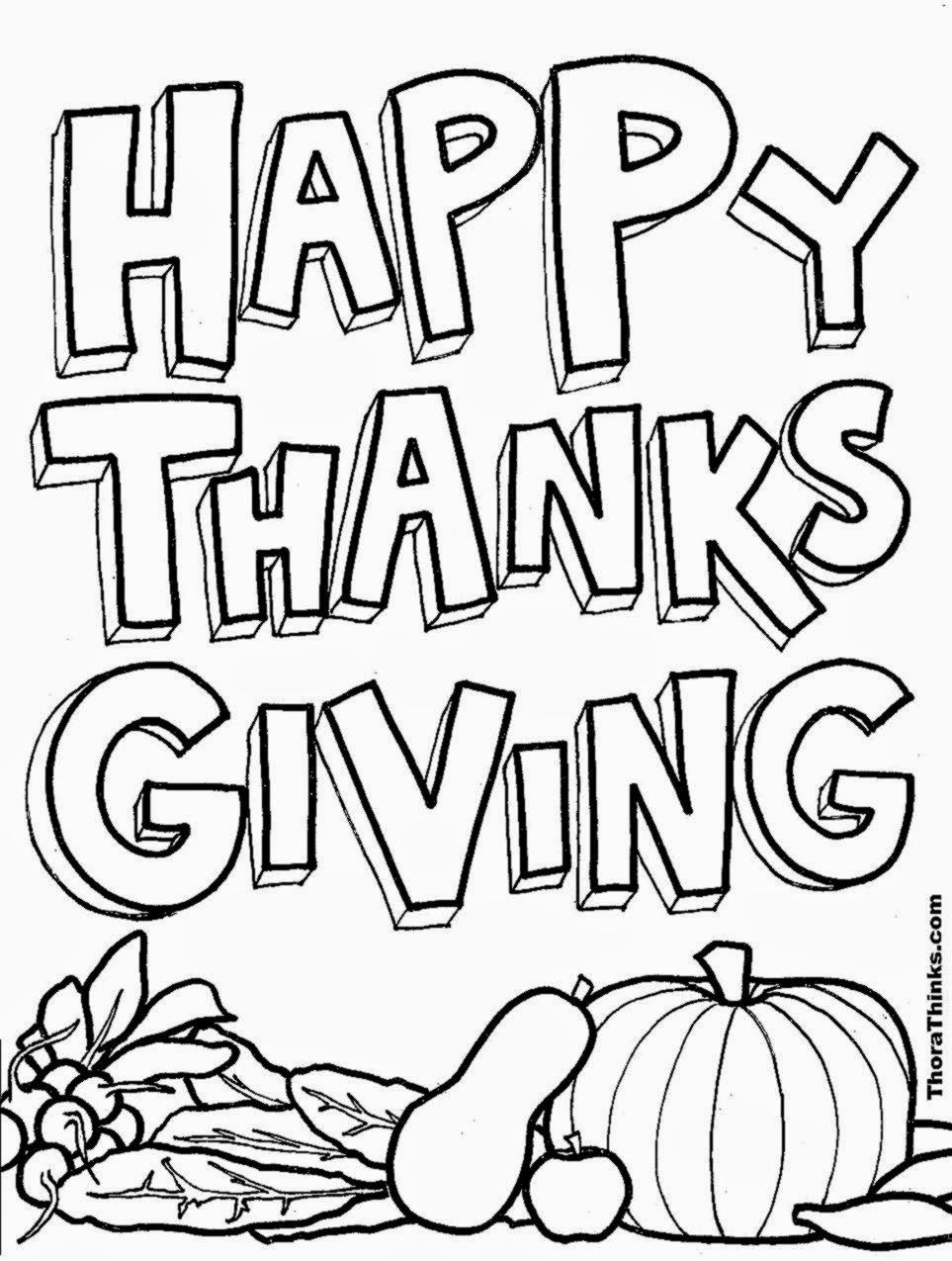 arthurs thanksgiving coloring pages - photo#27