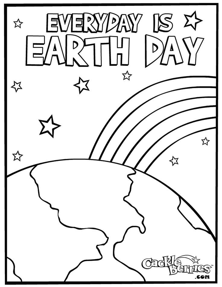 environmental coloring pages - photo#12