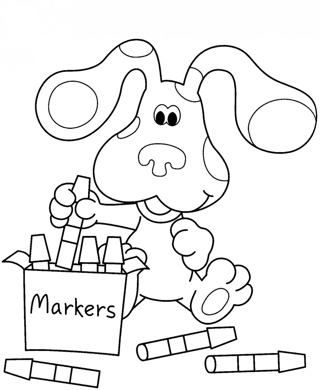Crayons Coloring Pages Printable - Coloring Pages - Coloring Home