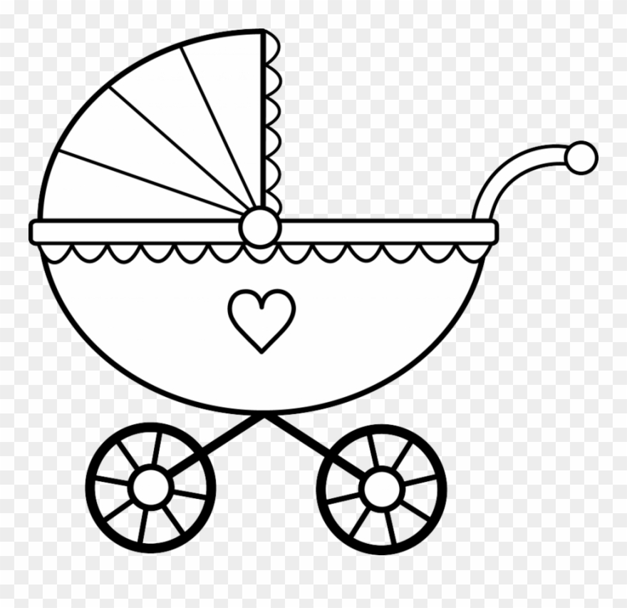 - Stroller Coloring Pages - Coloring Home