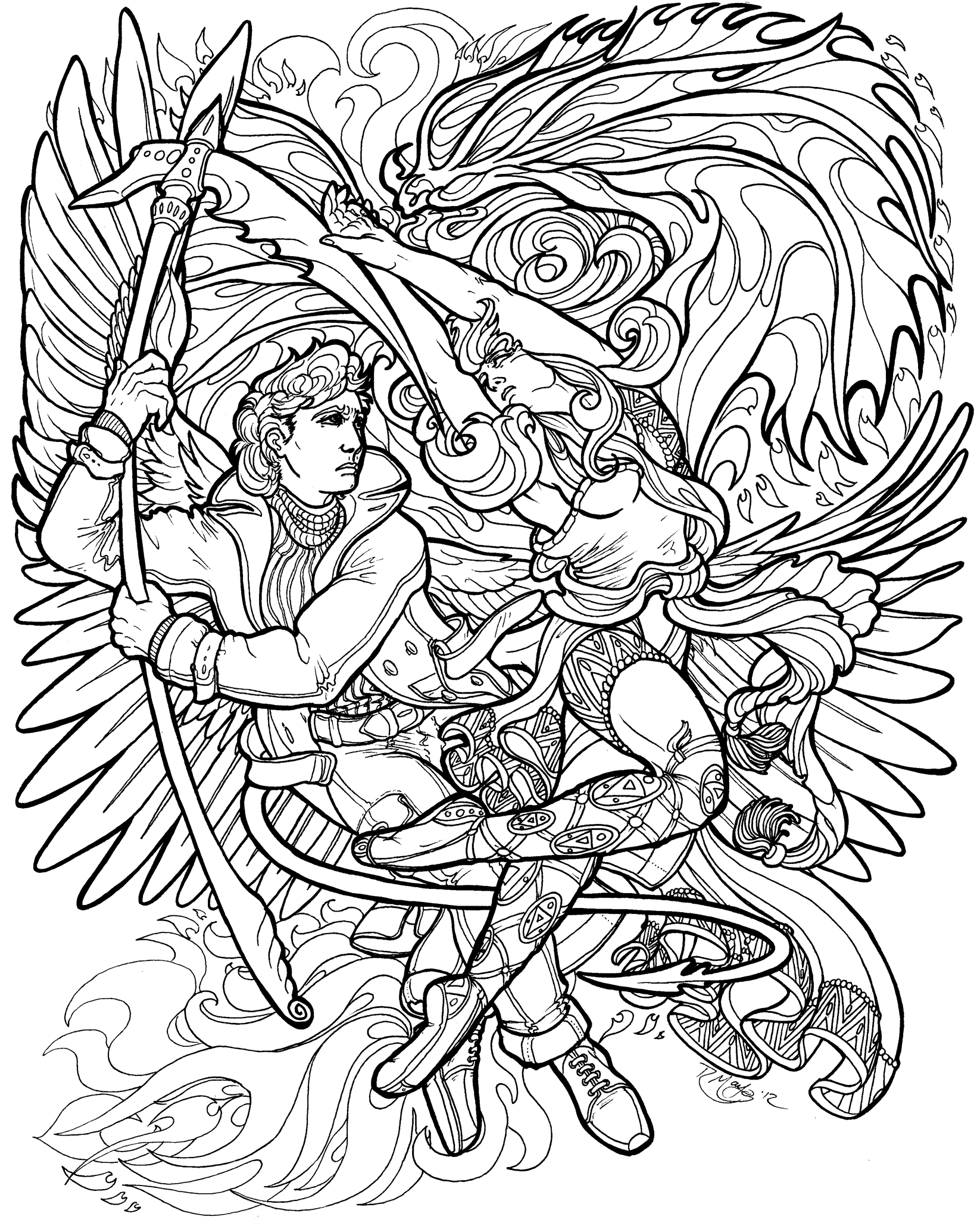 10 Pics Of Hardest Coloring Page Ever Worlds Hardest Coloring