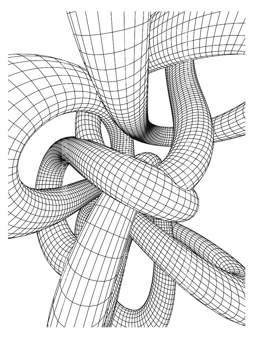 Op Art Coloring Pages Coloring