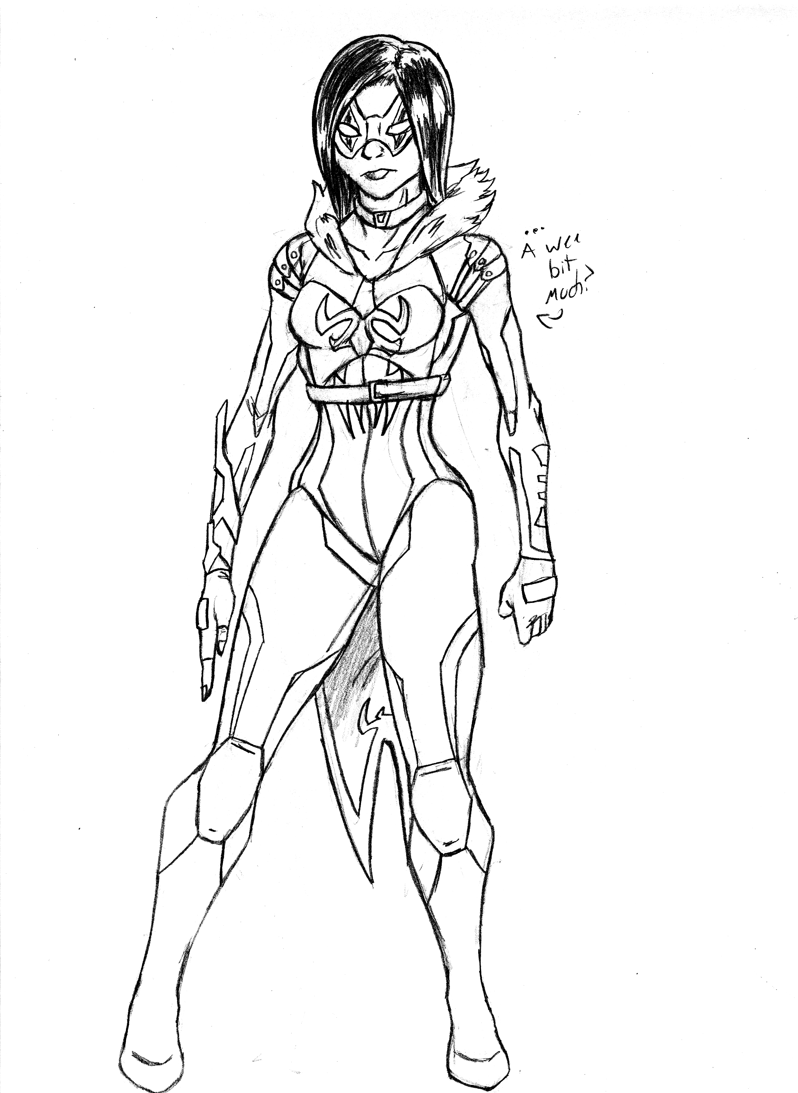Spider Woman Coloring Pages at GetDrawings.com | Free for ...