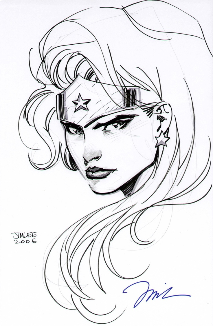 1000+ ideas about Wonder Woman Drawing on Pinterest | Wonder woman ...