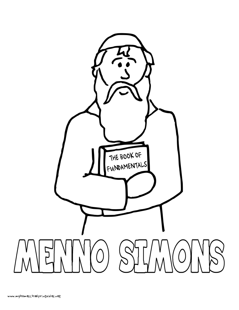 coloring pages of simon - photo#27