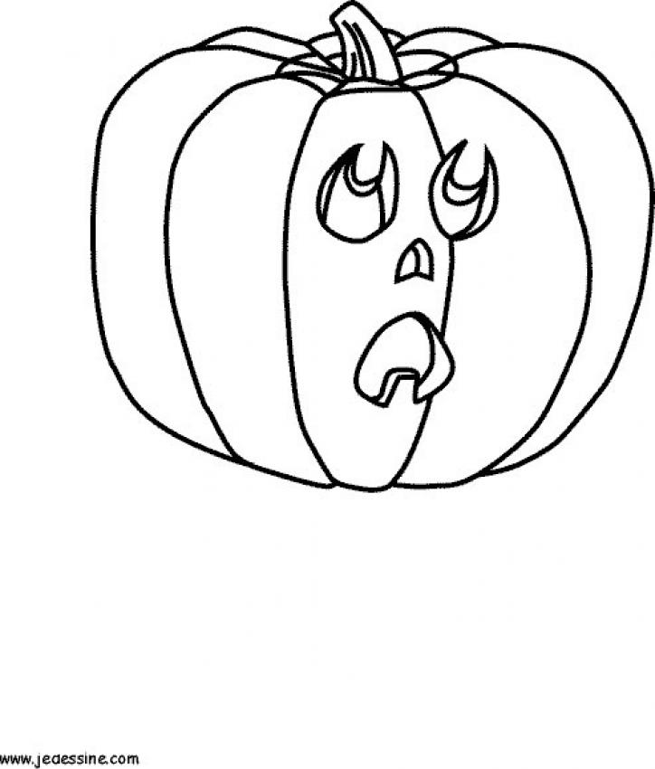 cute jack o lantern coloring pages images pictures becuo