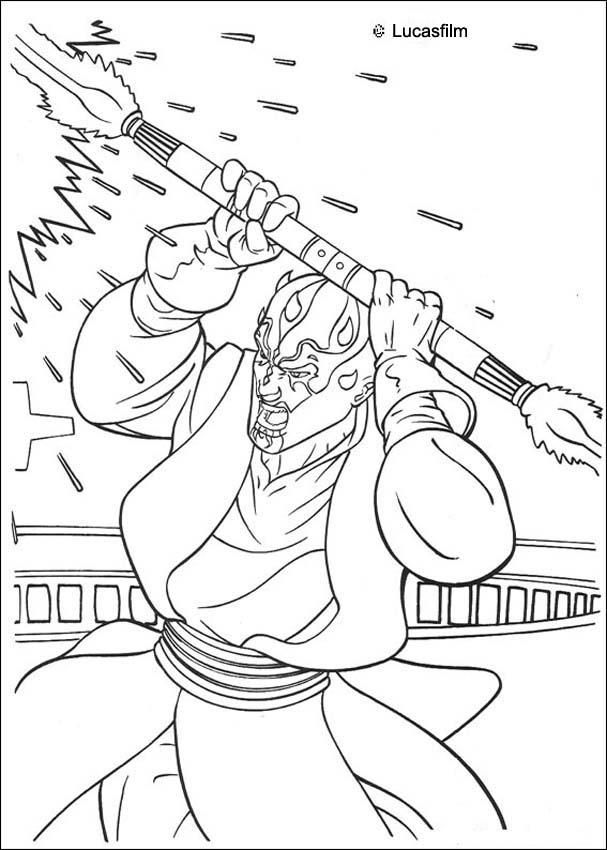 Star Wars Revenge Of The Sith Coloring Pages Coloring Home