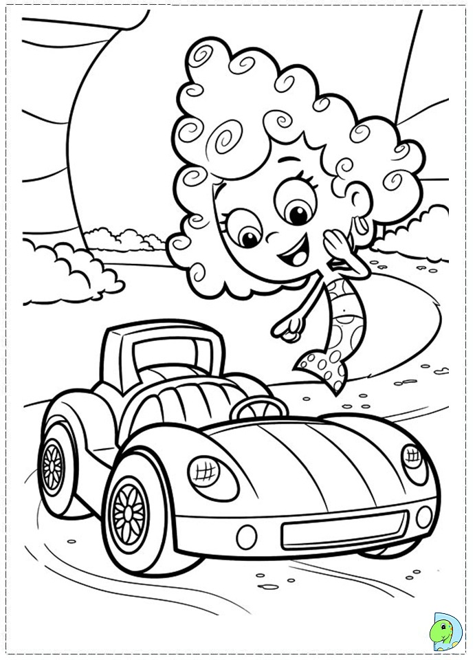 m bubble printable coloring pages - photo #49