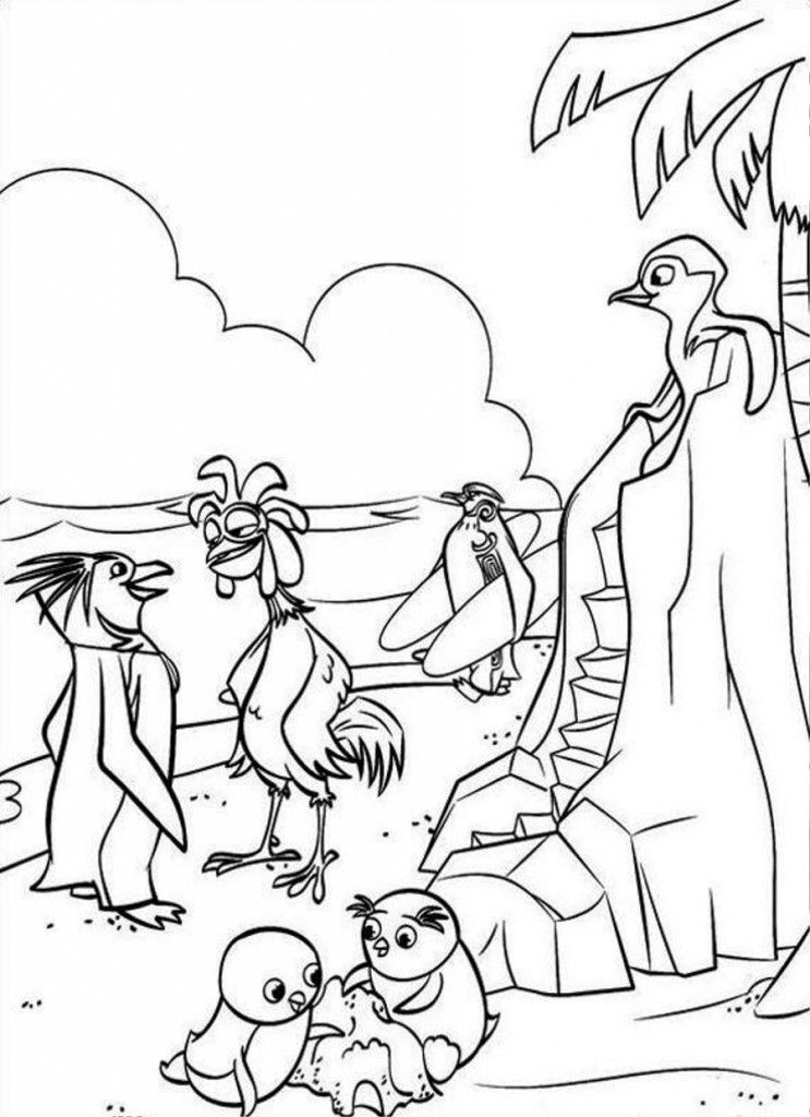 surfs up cody coloring pages - photo#31