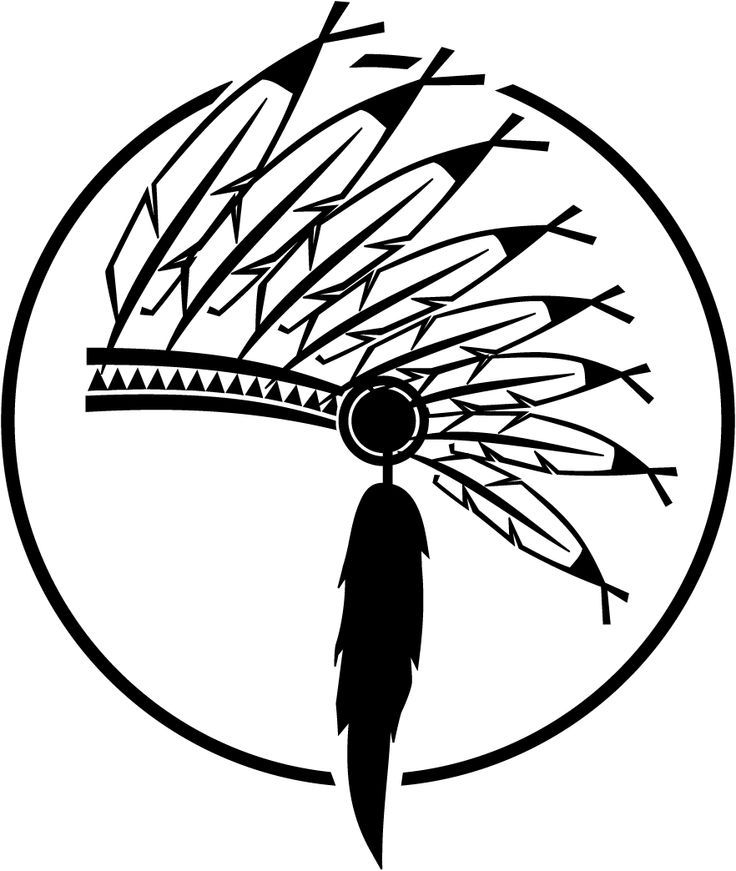 indian symbols coloring pages - photo#16