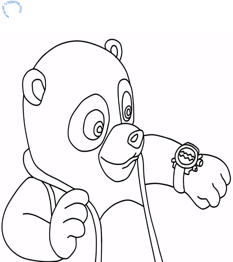 free coloring pages of cbeebies games Charaters CBeebies Coloring Pages  Cbeebies Coloring Pages