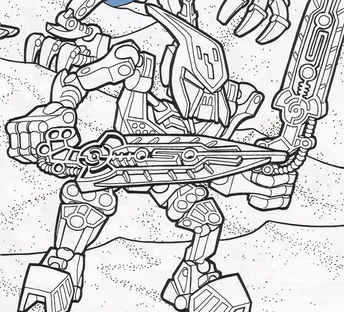 lego bionicle coloring page - coloring home - Bionicle Coloring Pages Printable