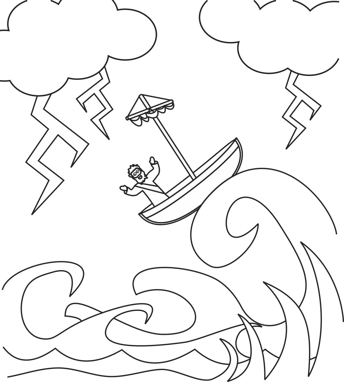 calming coloring pages for children - photo#13