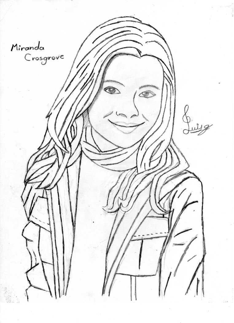 Icarly Color Pages Coloring Home Icarly Coloring Pages