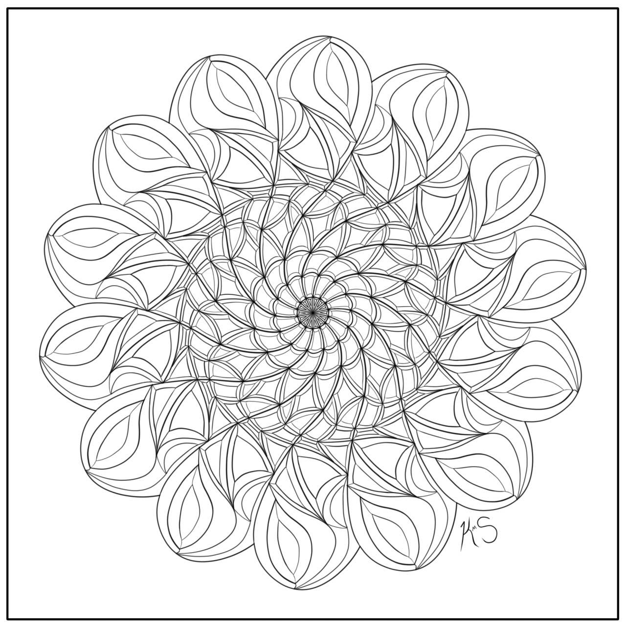 Printable Relaxation Colouring Pages : Relaxation Coloring Pages Coloring Home