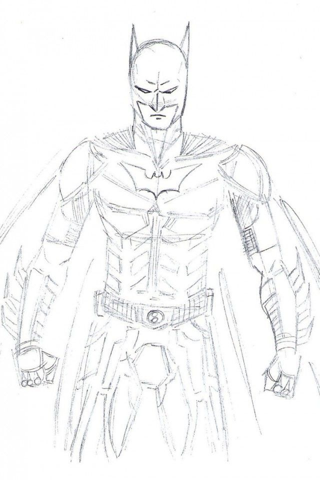 batman coloring pages dark knight - photo#9