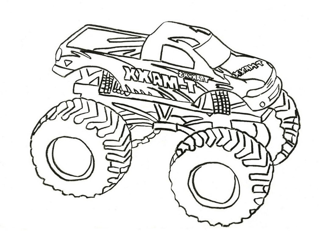 Adult Beauty Free Coloring Pages Monster Trucks Gallery Images best monster jam coloring page az pages truck 123 trucks 02 gallery images