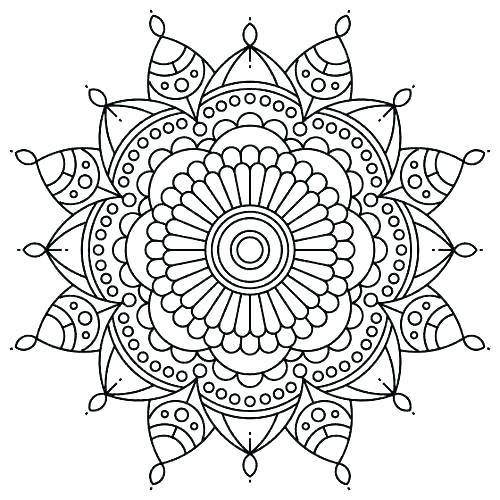 - Zentangles Coloring Pages - Coloring Home