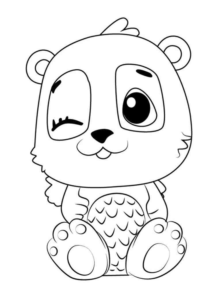 New Coloring Coloring Pages Hatchimals Kids Coloring Coloring Home