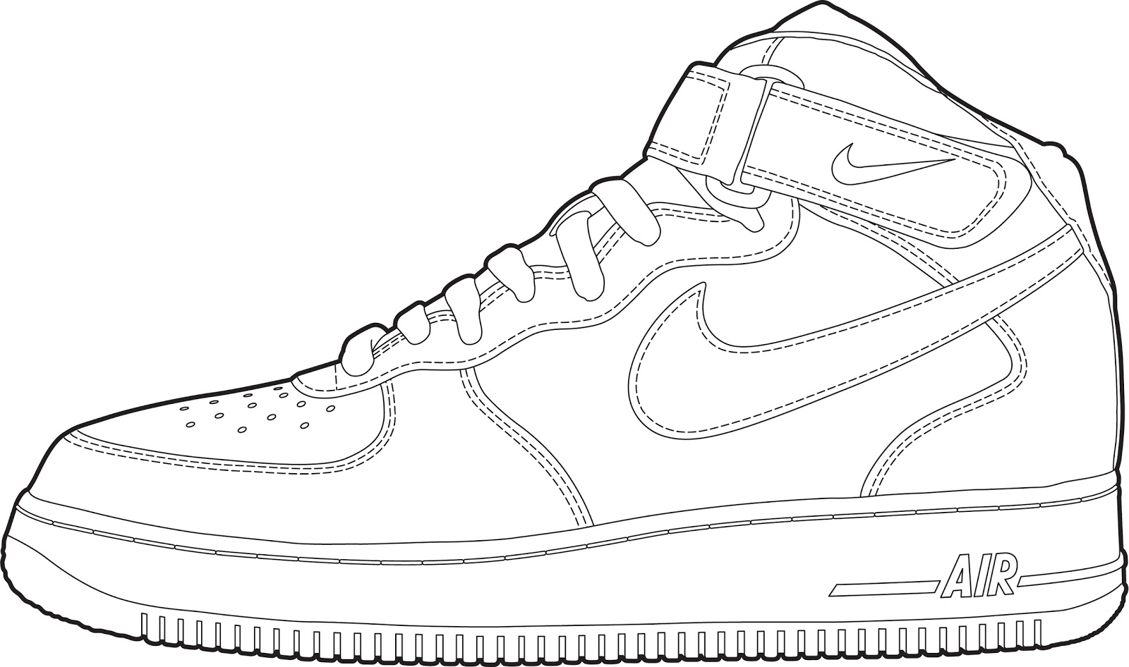 Lebron James Shoes Drawing At GetDrawings   Free Download ...