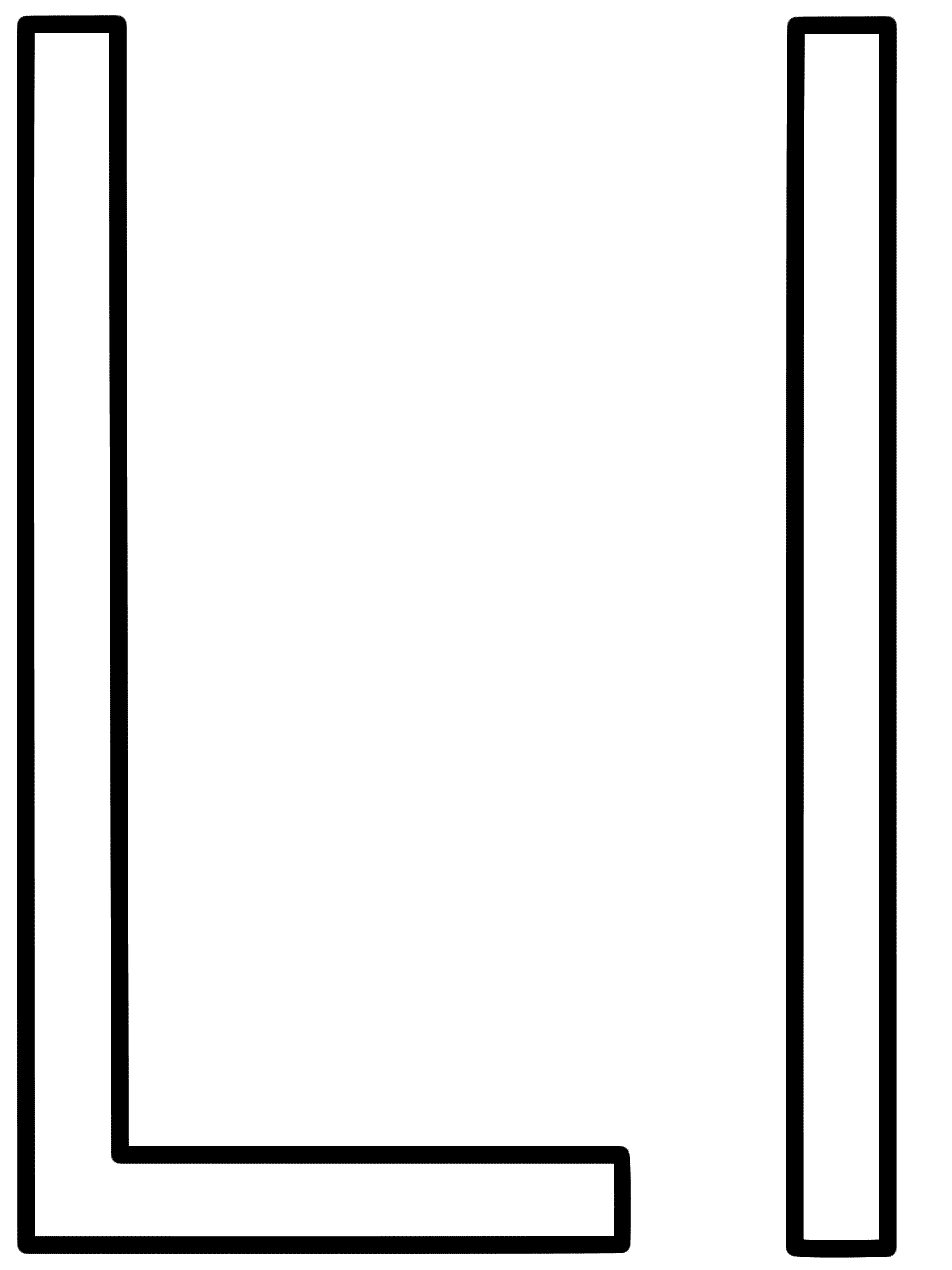 Letter L Coloring Pages - Preschool Crafts - Coloring Home